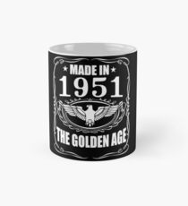 Made In 1951 - The Golden Age Mug