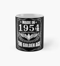 Made In 1954 - The Golden Age Mug