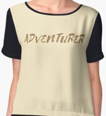 adventurer Chiffon Top
