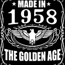 Made In 1958 - The Golden Age by wantneedlove