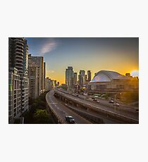 Toronto Stadium  Photographic Print
