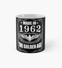 Made In 1962 - The Golden Age Mug