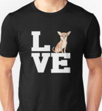 Love Chihuahua Unisex T-Shirt