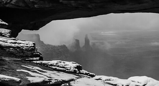 Washer Woman Tower – Canyonlands National Park, Utah by Jason Heritage