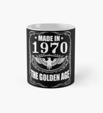 Made In 1970 - The Golden Age Mug