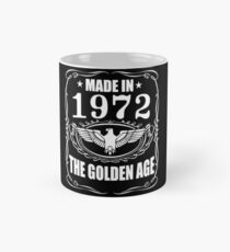 Made In 1972 - The Golden Age Mug