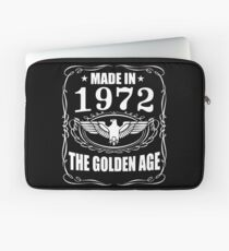 Made In 1972 - The Golden Age Laptop Sleeve