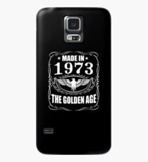 Made In 1973 - The Golden Age Case/Skin for Samsung Galaxy
