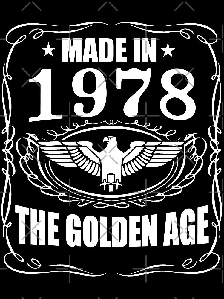 Made In 1978 - The Golden Age by wantneedlove