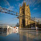 Ice Rink - Norwich by Alan Bennett