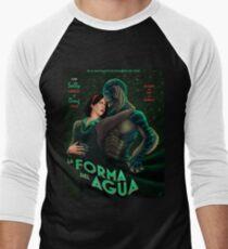 La Forma Del Agua Men's Baseball ¾ T-Shirt