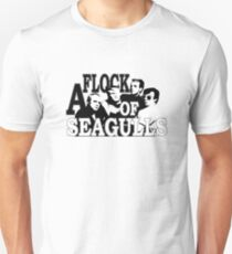 A Flock Of Seagulls Unisex T-Shirt