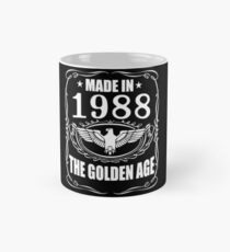 Made In 1988 - The Golden Age Mug