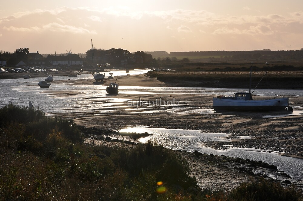 Late Afternoon in Norfolk by sylentbob