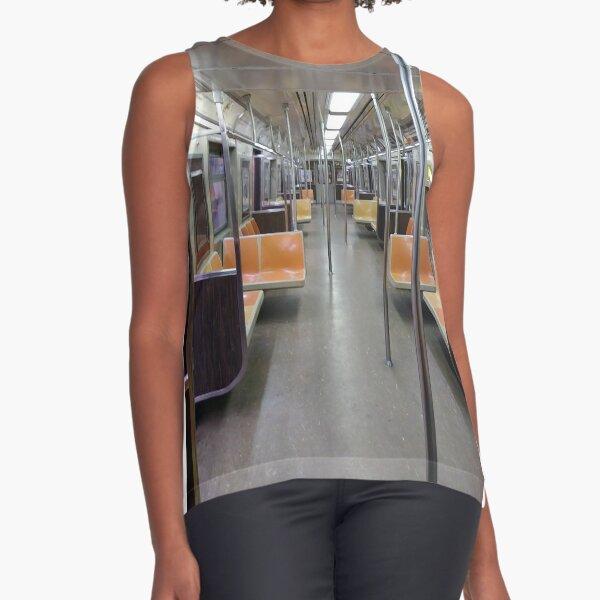 Subway Vagon Sleeveless Top