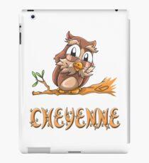 Cheyenne Owl iPad Case/Skin