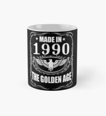 Made In 1990 - The Golden Age Mug