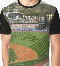 Los Angeles Stadium  Graphic T-Shirt