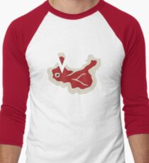 Paleo China Men's Baseball ¾ T-Shirt