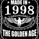 Made In 1998 - The Golden Age by wantneedlove