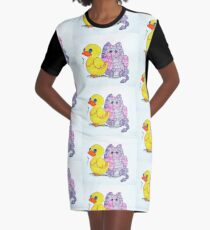 Toys Graphic T-Shirt Dress