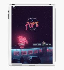Pop's Diner iPad Case/Skin