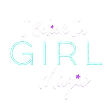 Girl Magic T-Shirt Kids by WOWe
