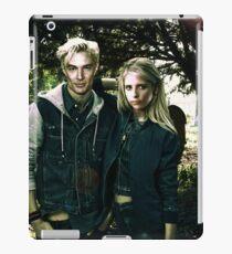 Buffy & Spike iPad Case/Skin