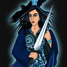 Queen of Swords by Annette Abolins