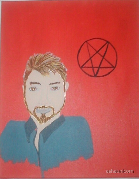 evil by ashaunicorn
