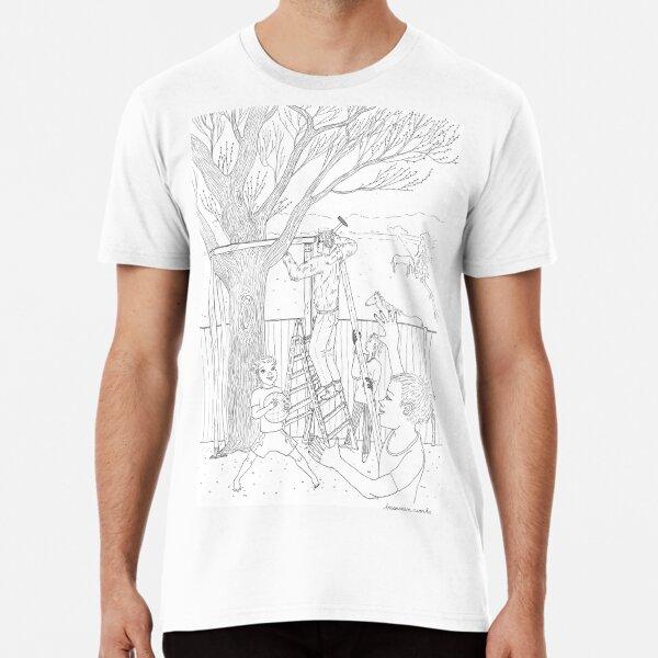 beegarden.works 011 Premium T-Shirt