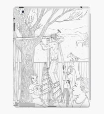 beegarden.works 011 iPad Case/Skin