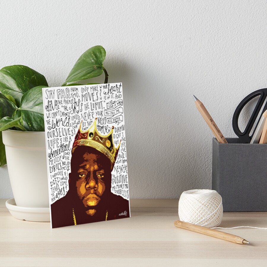 «Biggie Smalls» de Naomillustrates