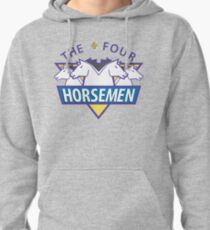The Four Horsemen (Color) Pullover Hoodie