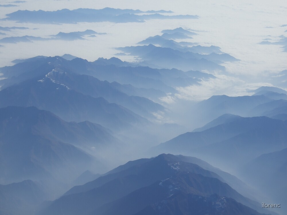 Himalayan mist by ilorenc