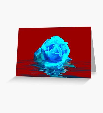 Rose #5 Greeting Card