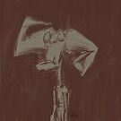 Crooked Horn Demon by Aaron Gonzalez