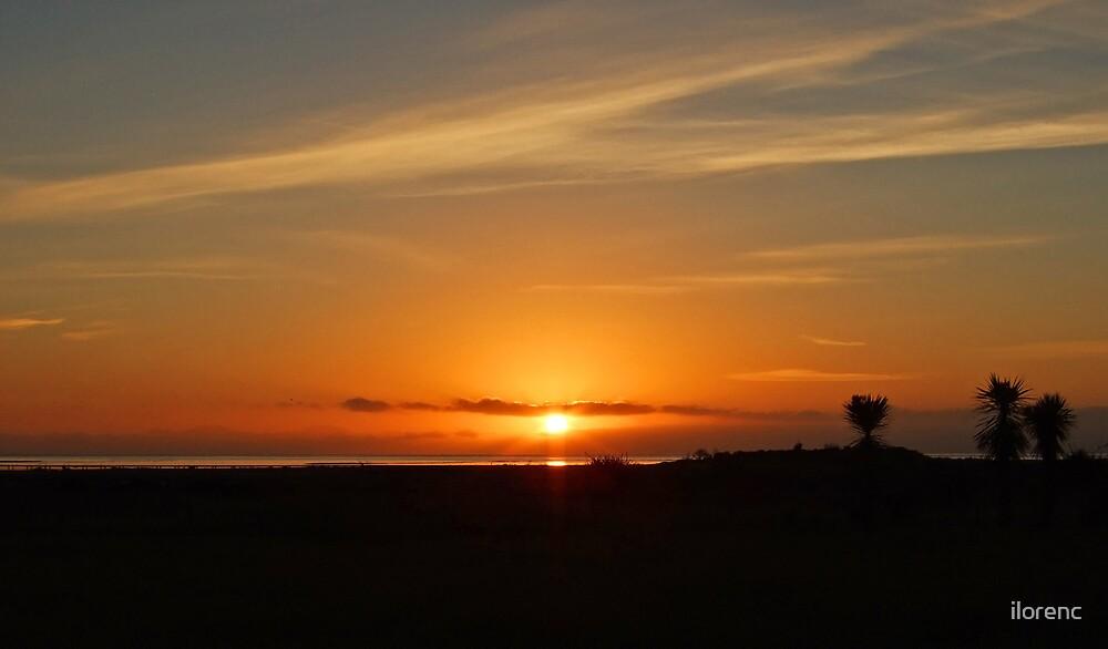 Abel Tasman sunrise by ilorenc