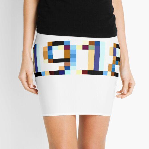 1918 Mini Skirt
