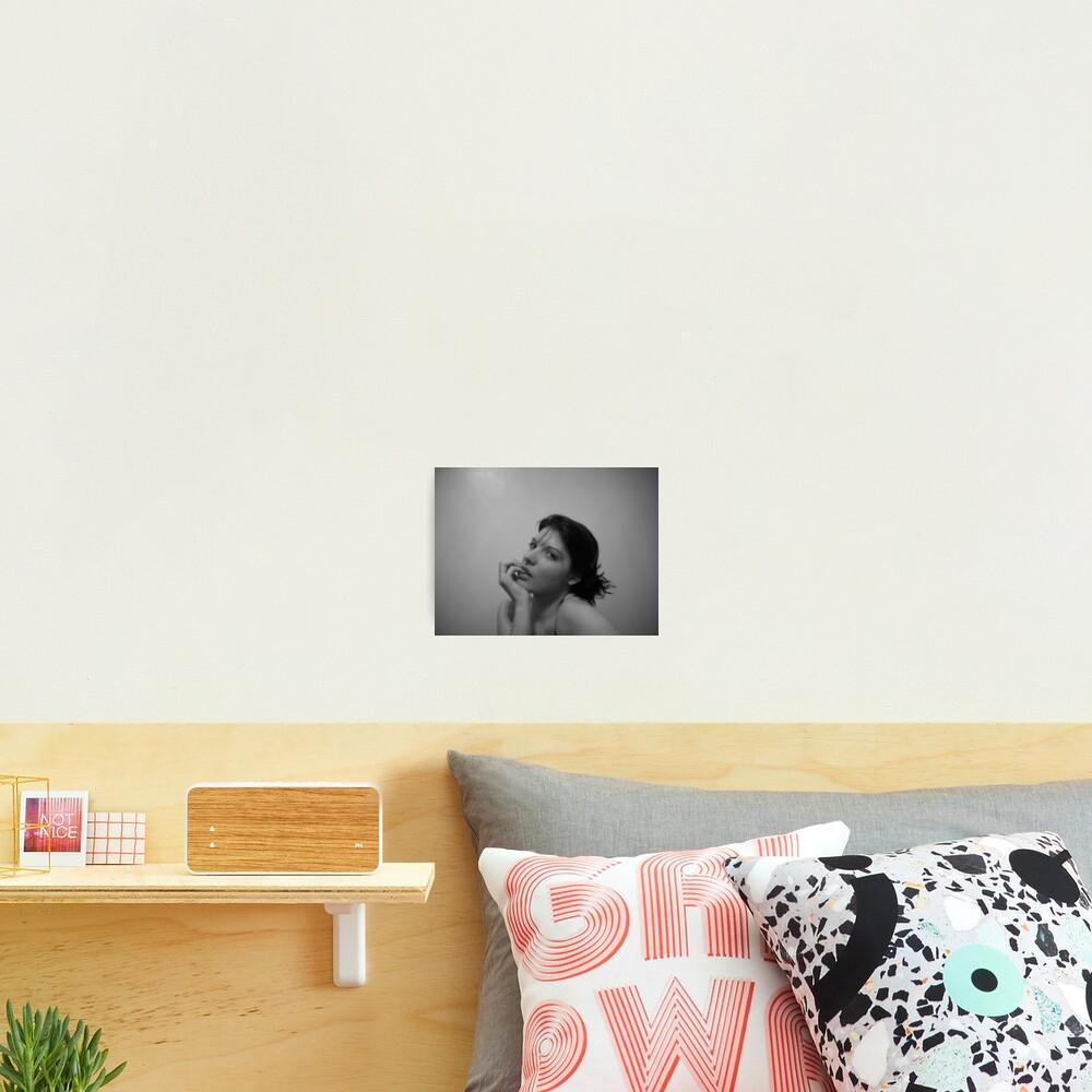 Expressive Photographic Print