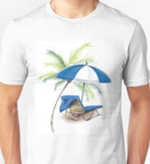 My Most Excellent Summer Vacation Unisex T-Shirt
