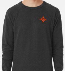 Band Logo Orange Lightweight Sweatshirt