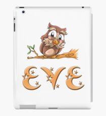 Eve Owl iPad-Hülle & Klebefolie