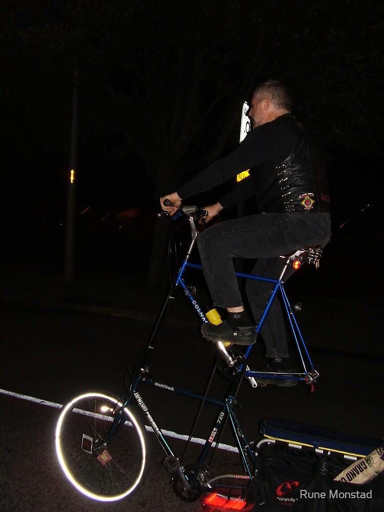 USA, bike by Rune Monstad