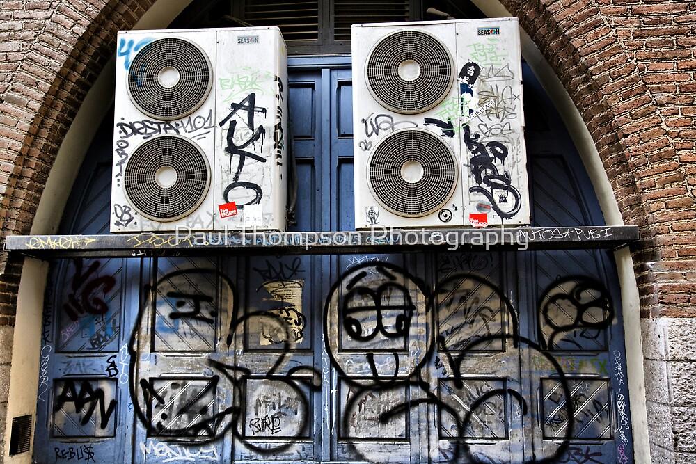 Grafitti by Paul Thompson Photography