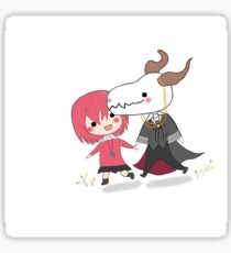 The ancient magus bride Sticker