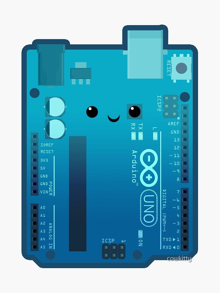 Arduino Uno Adoraboard by cowkitty