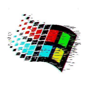 Windows 95 Glitch by p13t3rm