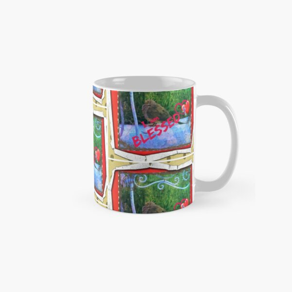 Blessed With Birds  Classic Mug