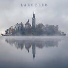 Lake Bled by Curtis Budden
